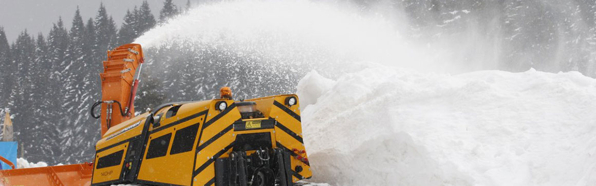 robopower-Schneefraese